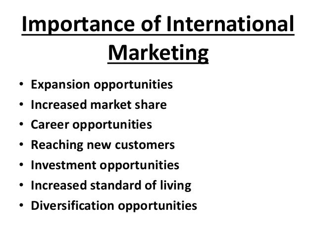 importance of foreign market entry Entry into foreign market rusty buchanan international business environment: itb305 professor ernesto j saborio strayer university 05 may 2013 entry into foreign market doing business on your own soil is challenging in itself, let alone in a foreign market initially a firm is at a disadvantage due to the liability of foreignness (peng, 2011.