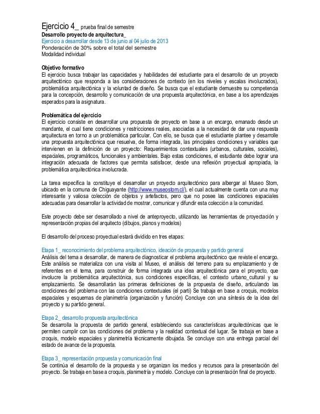 Ejercicio 4_ prueba final de semestreDesarrollo proyecto de arquitectura_Ejercicio a desarrollar desde 13 de junio al 04 j...