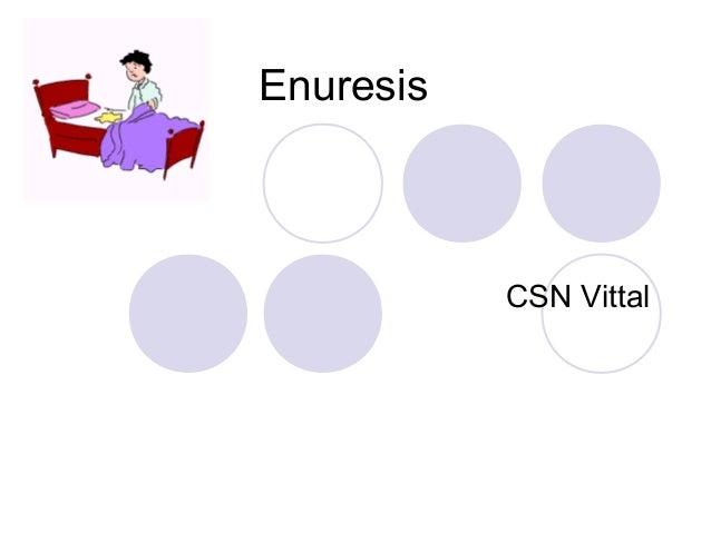 Enuresis CSN Vittal