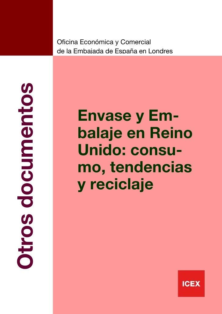 Oficina Económica y Comercial                   de la Embajada de España en LondresOtros documentos                       ...