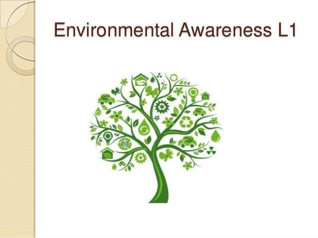Environmental Awareness L1