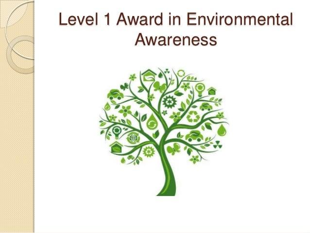 Environmental Awareness L1 Presentation