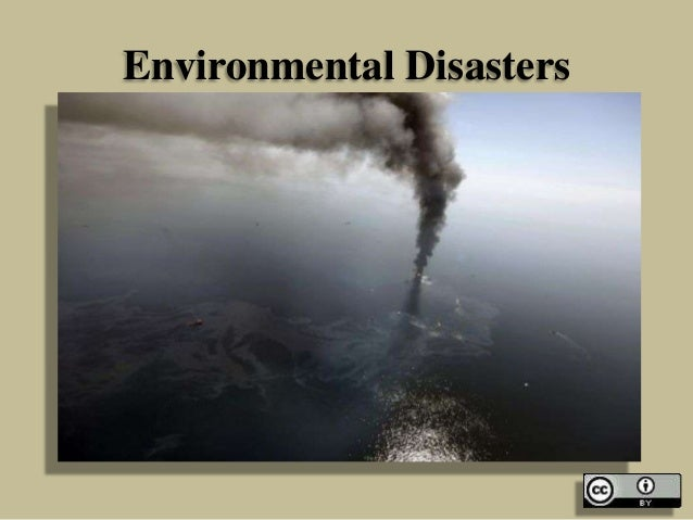 Environmental Disasters