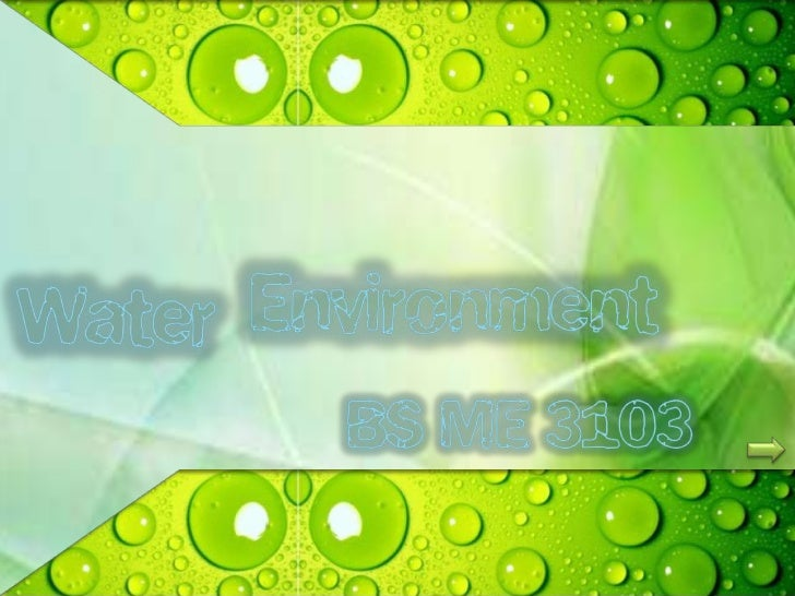 Envi engg water and wastewater