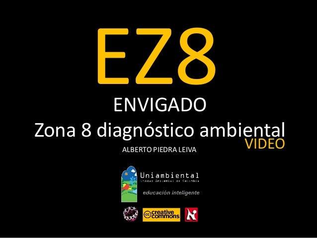 Envigado zona 8 ambiental