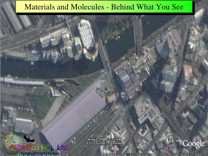 Materials and Molecules - Behind What You See
