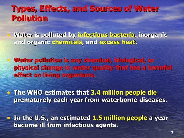 water pollution causes effects and solutions essay Academiaedu is a platform for academics to share research papers effects and solution of water (as seen above in causes) some water pollution effects.