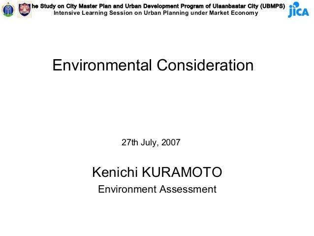 Environment eng