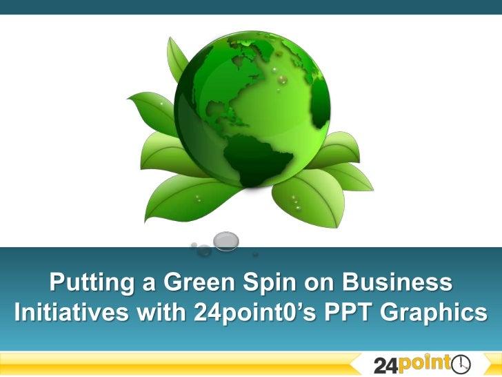 Environmental Awareness PowerPoint Presentation
