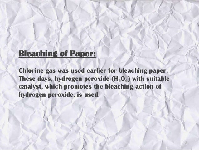 What should I do my research paper on for chemistry class?
