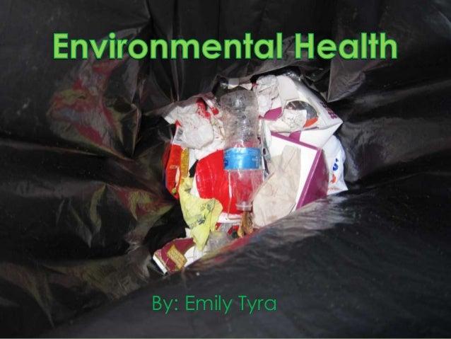 Environmental Health Action Plan