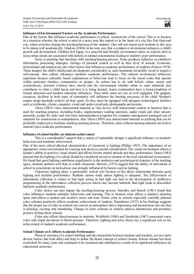 Examples of achievment essay's for school