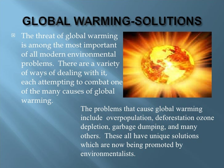 Environmental Problems And Solutions Essay – Environment Is In Danger
