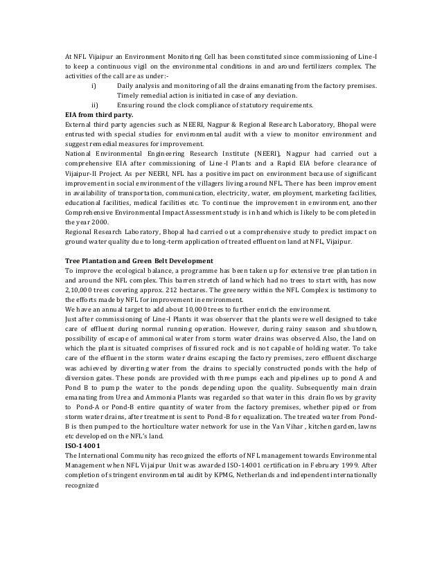tree plantation essay