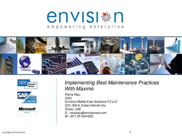 Envision best practices_maximo_dec12_me
