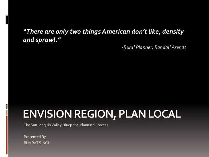 """There are only two things American don't like, densityand sprawl.""                                                    -Ru..."