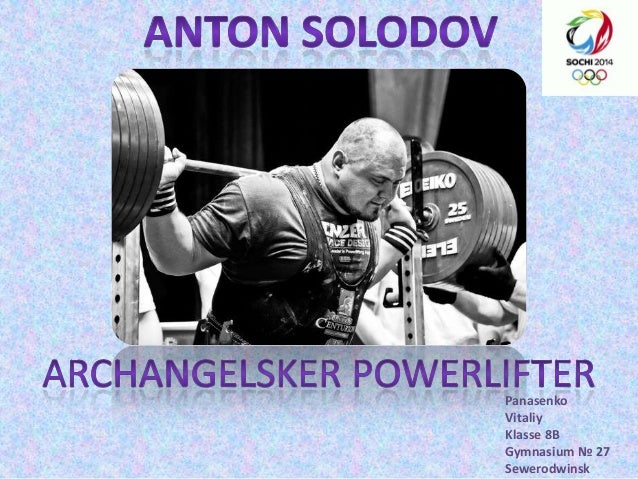 Panasenko Vitaliy Klasse 8B Gymnasium № 27 Sewerodwinsk