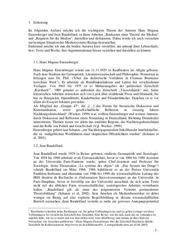 Essay: Einleitung - Tipps - helpsterde