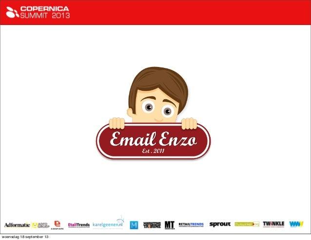 Enzo summit presentation