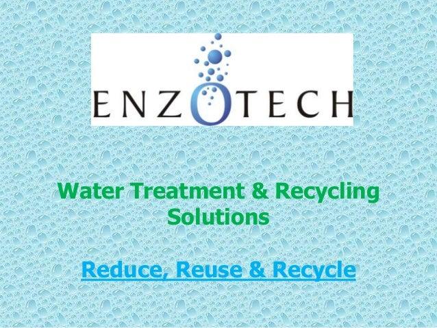 Enzotech presentation May 2013
