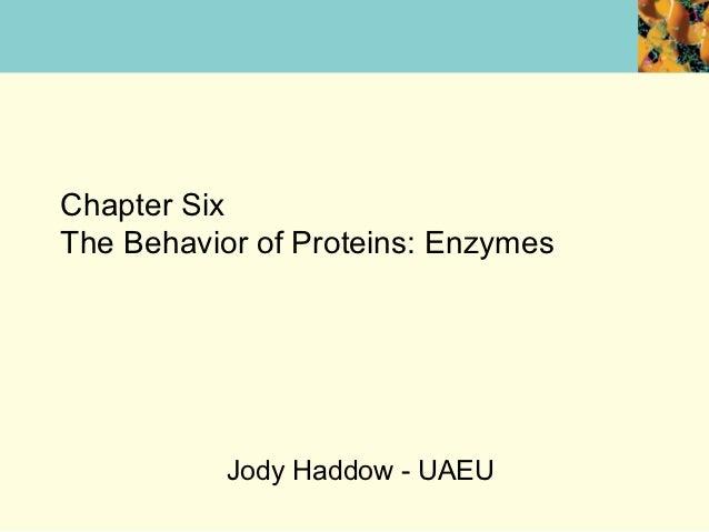 Enzymes chp-6-7-bioc-361-version-oct-2012b