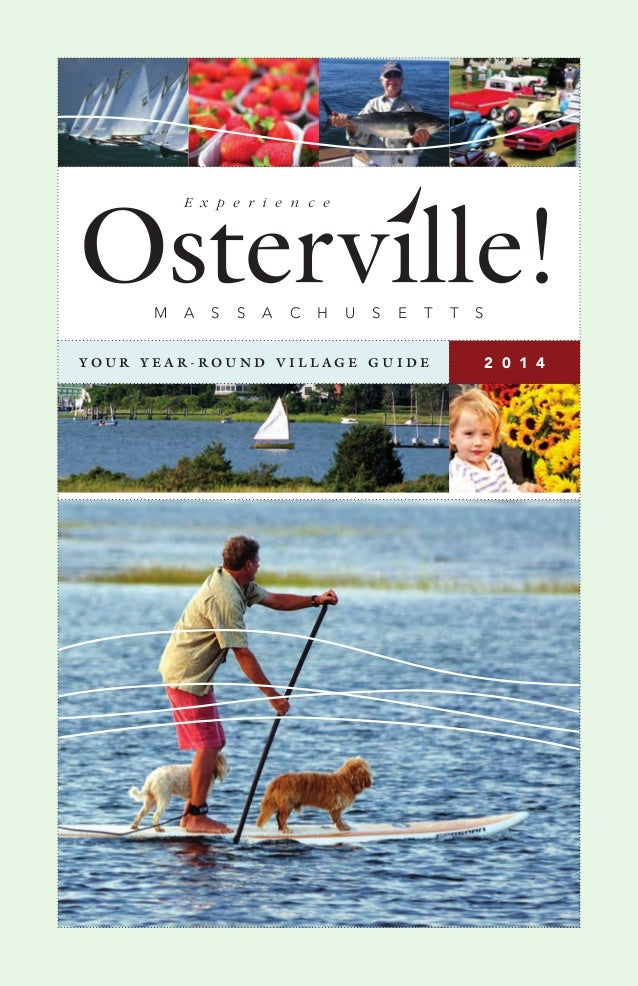 Experience Osterville 2014 Guide - Osterville Cape Cod
