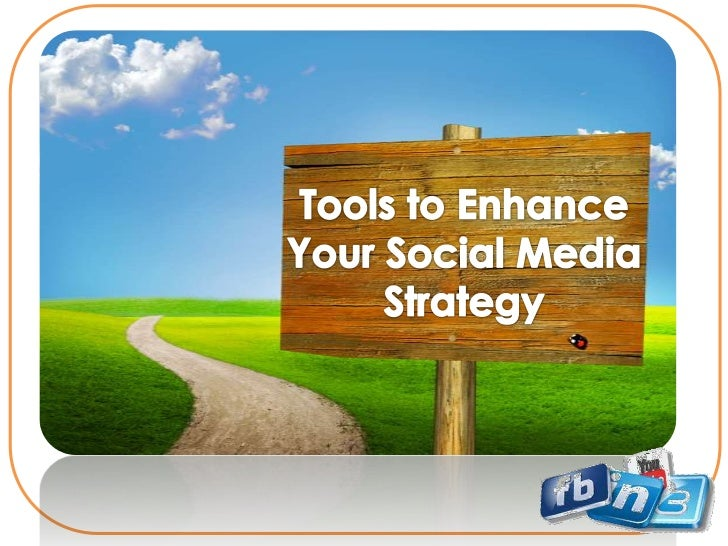 Social Media Tools and Strategy by Dawn Jensen