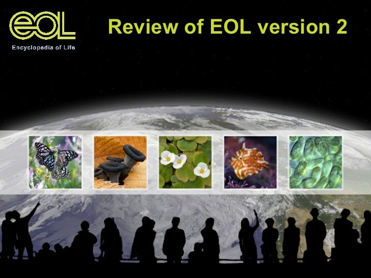 Review of EOL version 2