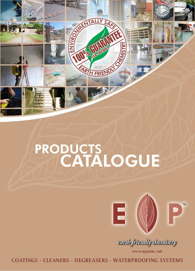 Ep   environmental products - catalogue 2010