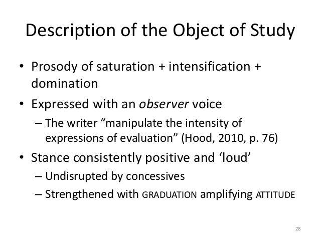 Dissertation proposal on a evaluative study