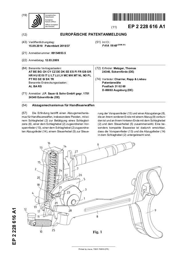 Printed by Jouve, 75001 PARIS (FR) (19)EP2228616A1