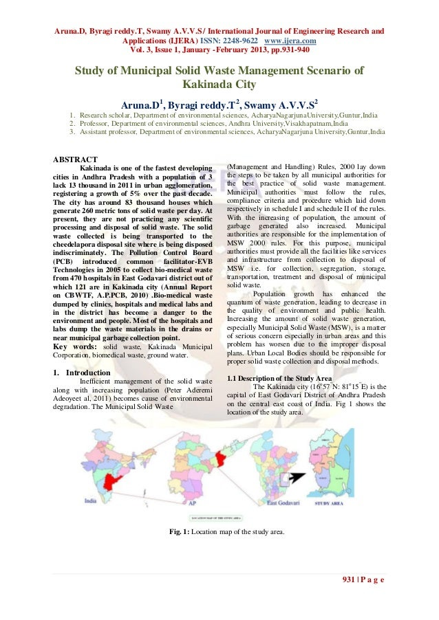 Aruna.D, Byragi reddy.T, Swamy A.V.V.S / International Journal of Engineering Research and                  Applications (...