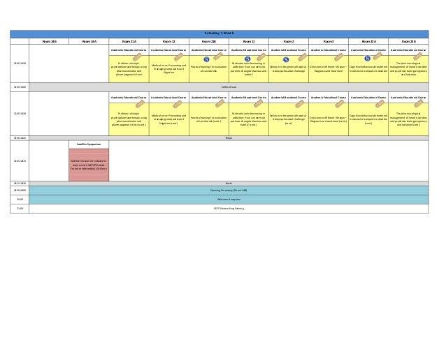 Saturday, 1 March Room 14B  Room 14A  Room 12  Room 21B  Room 11  Room 2  Room 3  Room 22A  Room 22B  Academia Educational...