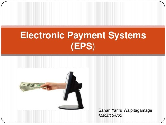 e-payment master thesis