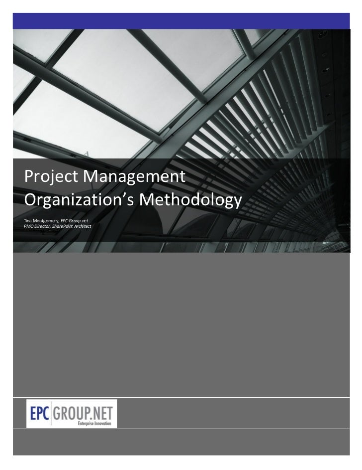 EPC Group's PMO Methodology to Ensure On Time and On Budget Initiatives