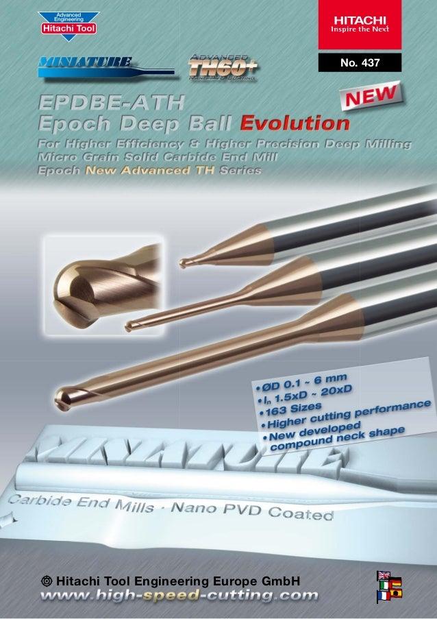 No. 437  Hitachi Tool Engineering Europe GmbH