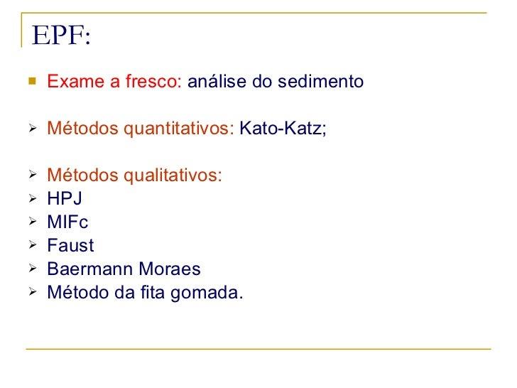 Epf exame