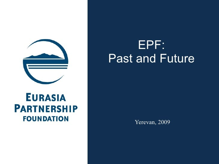 Eurasia Partnership Foundation Armenia