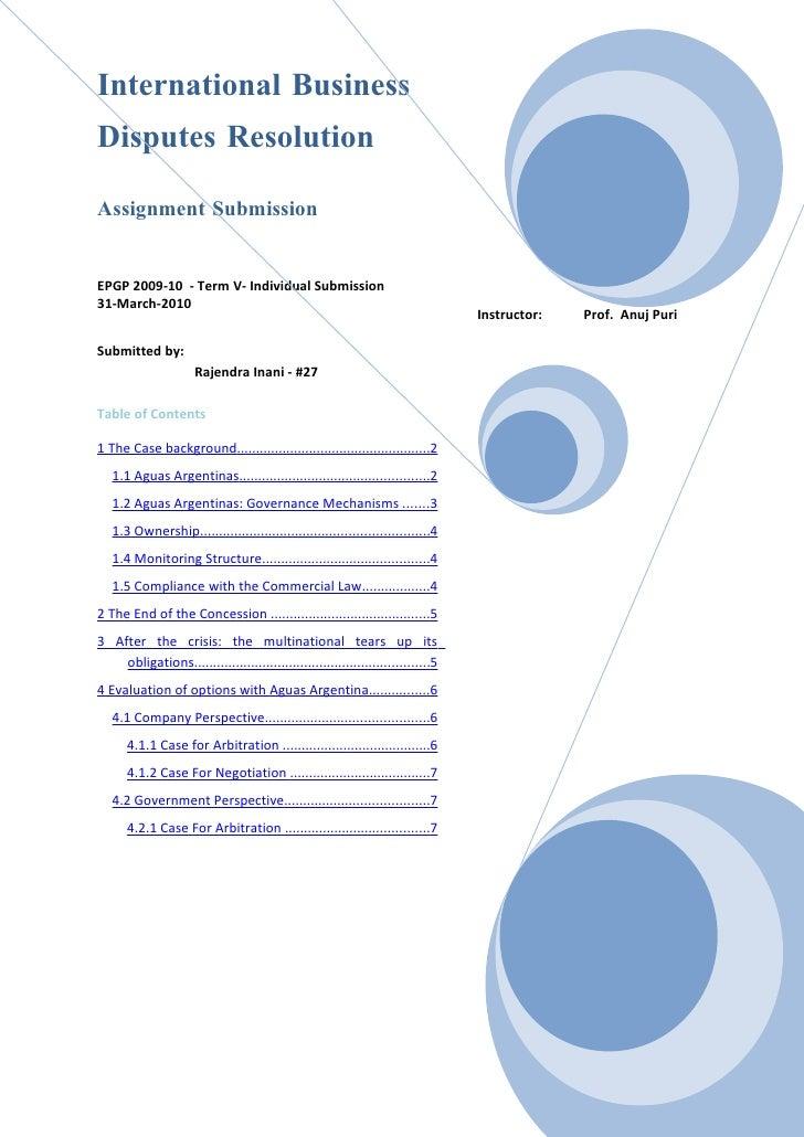 Epgp027 ibdr  assignment_rajendra inani