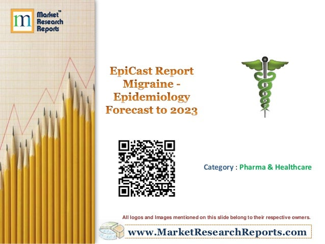 Migraine - Epidemiology Forecast to 2023