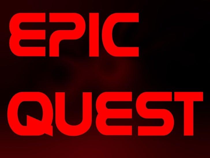 Business Quiz (Epic Quest-1-Finals)