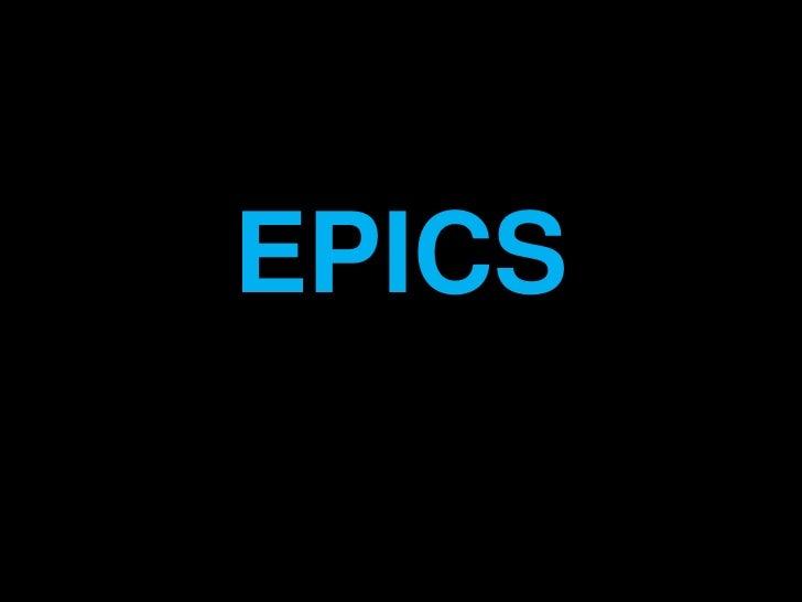 EPICS<br />