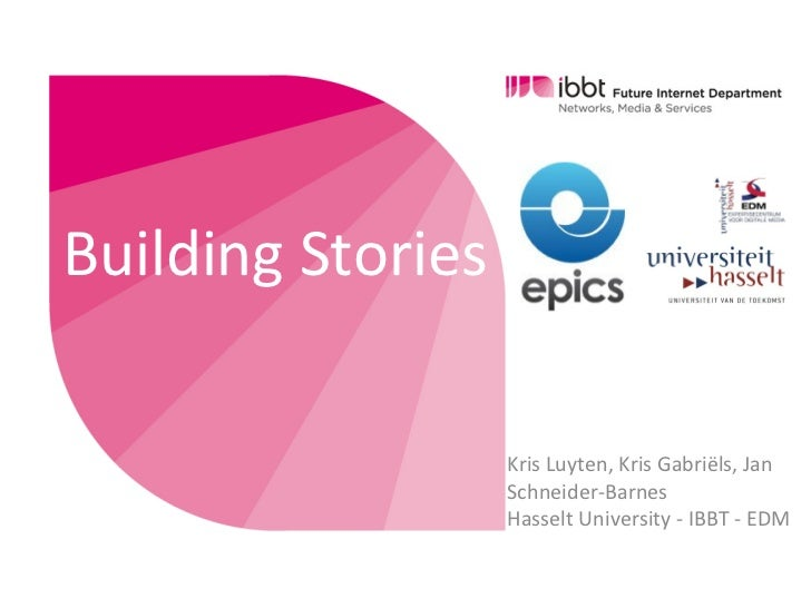 EPICS project: building cultural heritage stories by teachers for students