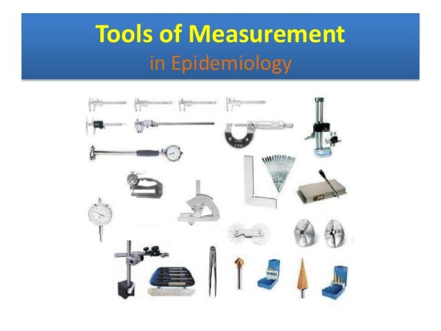 Frequency Measuring Tools : Epidemiology lecture measuring disease frequency