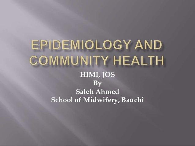 HIMI, JOSBySaleh AhmedSchool of Midwifery, Bauchi