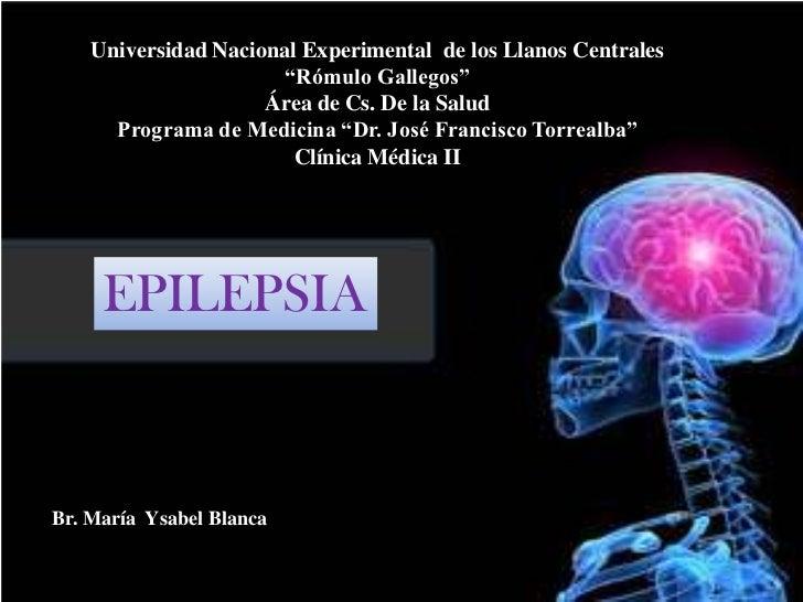 """Universidad Nacional Experimental  de los Llanos Centrales<br />""""Rómulo Gallegos""""<br />Área de Cs. De la Salud<br />Progra..."""