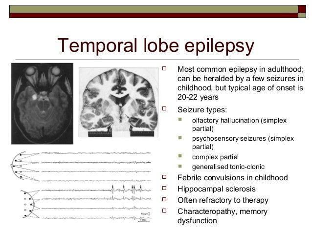 Cryptogenic epilepsy prognosis for colon