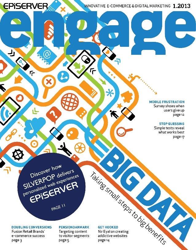 EPiServer Engage Magazine