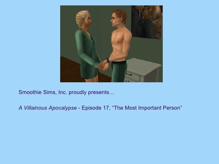 A Villainous Apocalypse - Episode 17