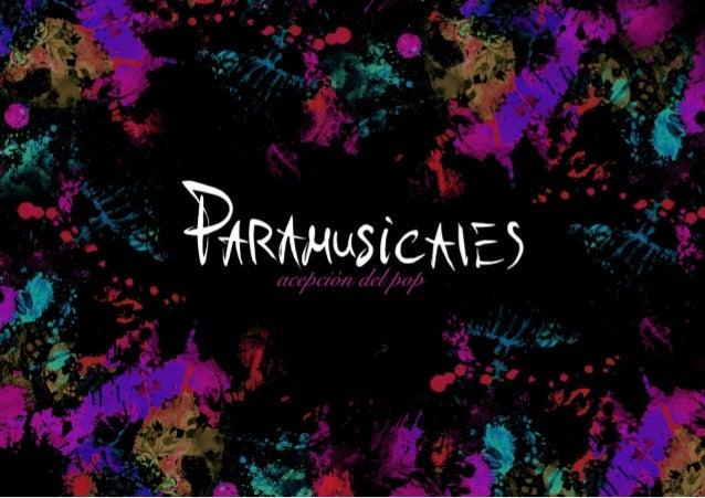 Press Kit Paramusicales